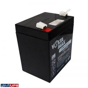 باتری یو پی اس 12 ولت 4.5 آمپر ولتامکس