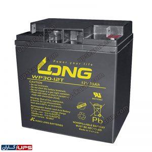 باتری یو پی اس 12 ولت 30 آمپر لانگ