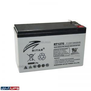 باتری یو پی اس 7 آمپر ریتار
