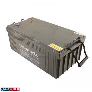 باتری یو پی اس 200 آمپر نیومکس