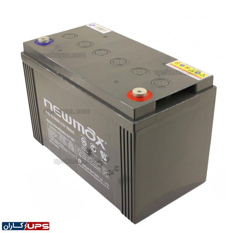 باتری یو پی اس ۱۰۰ آمپر نیومکس