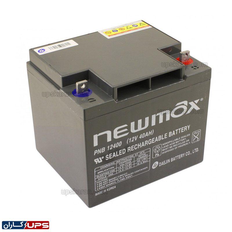 باتری یو پی اس ۴۰ آمپر نیومکس