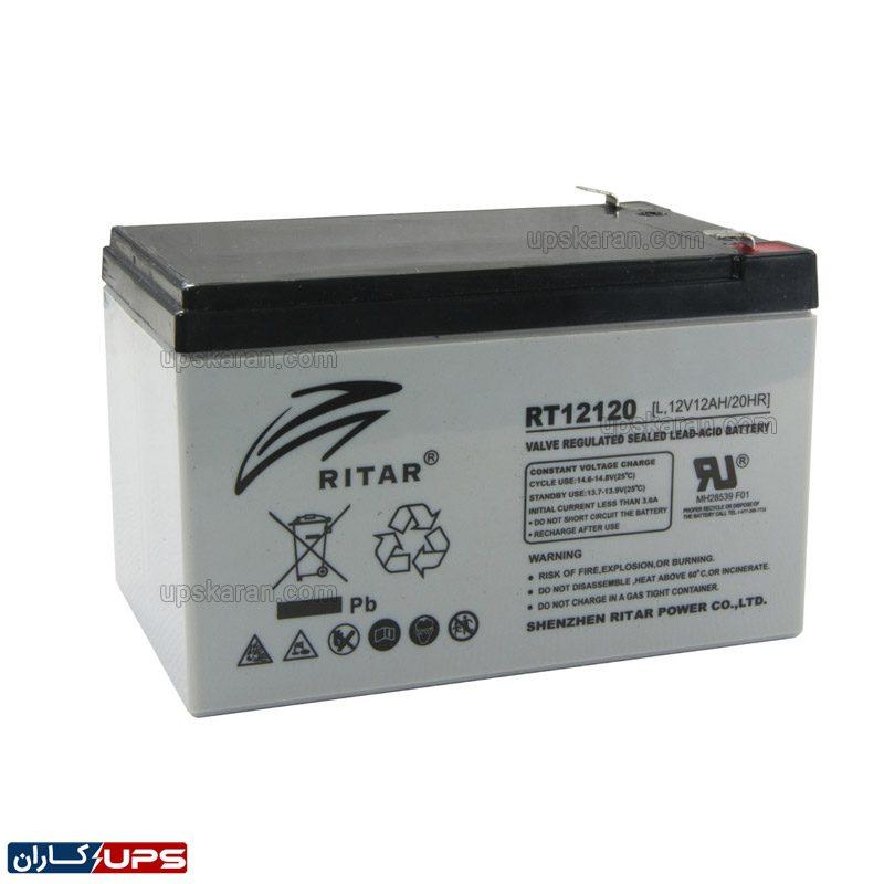 باتری یو پی اس ۱۲ آمپر ریتار
