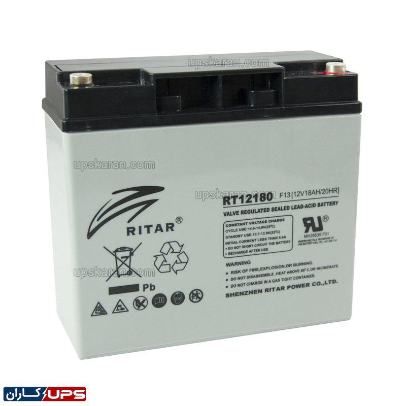 باتری یو پی اس 18 آمپر ریتار