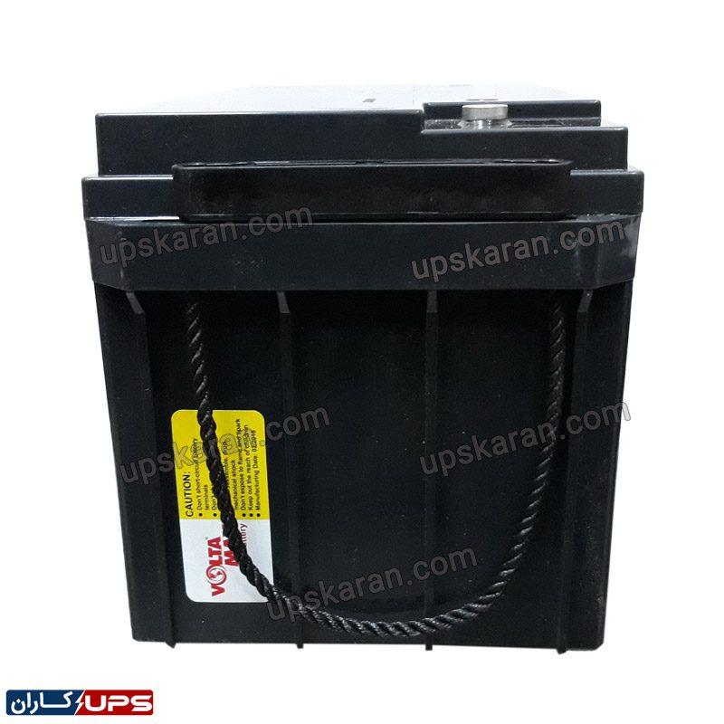 باتری یو پی اس ۱۲ ولت ۲۸ آمپر ولتامکس – ۰۲
