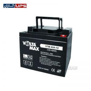 باتری 12 ولت 42 آمپر ولتامکس
