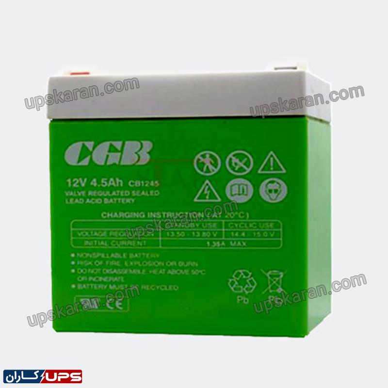 باتری یو پی اس سی جی بی 4.5 آمپر