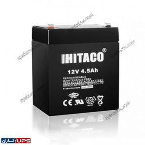 باتری یو پی اس هیتاکو 4.5 آمپر