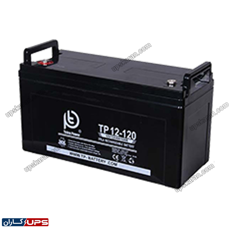 باتری تلکوپاور 120 آمپر