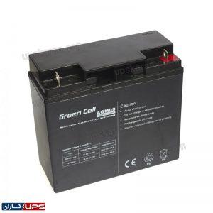 باتری 18 آمپر گرین سل 001
