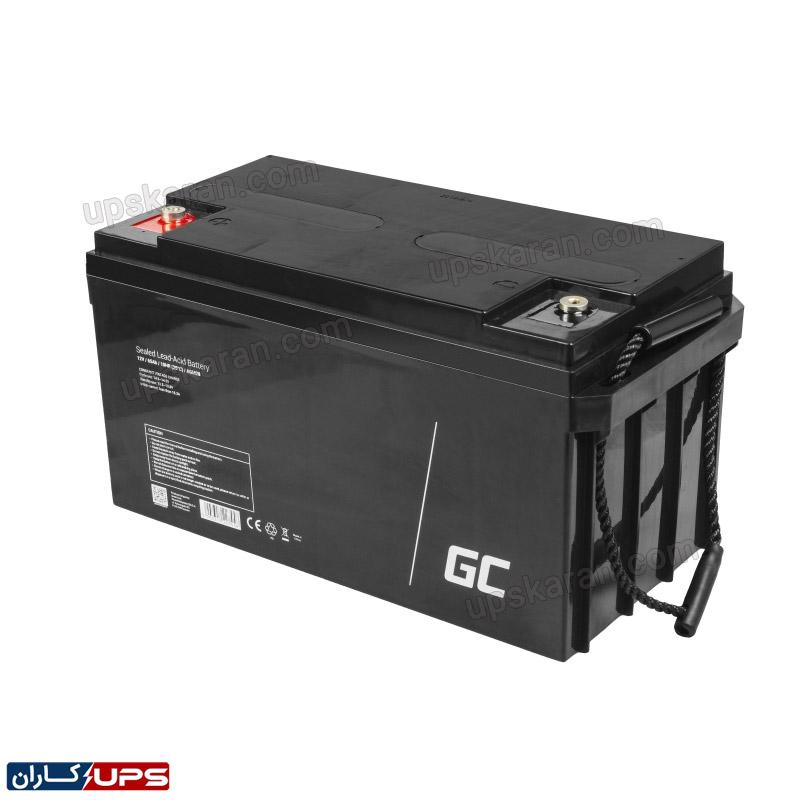 باتری 65 آمپر گرین سل 001