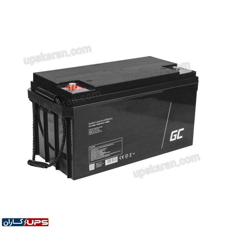 باتری 65 آمپر گرین سل 004