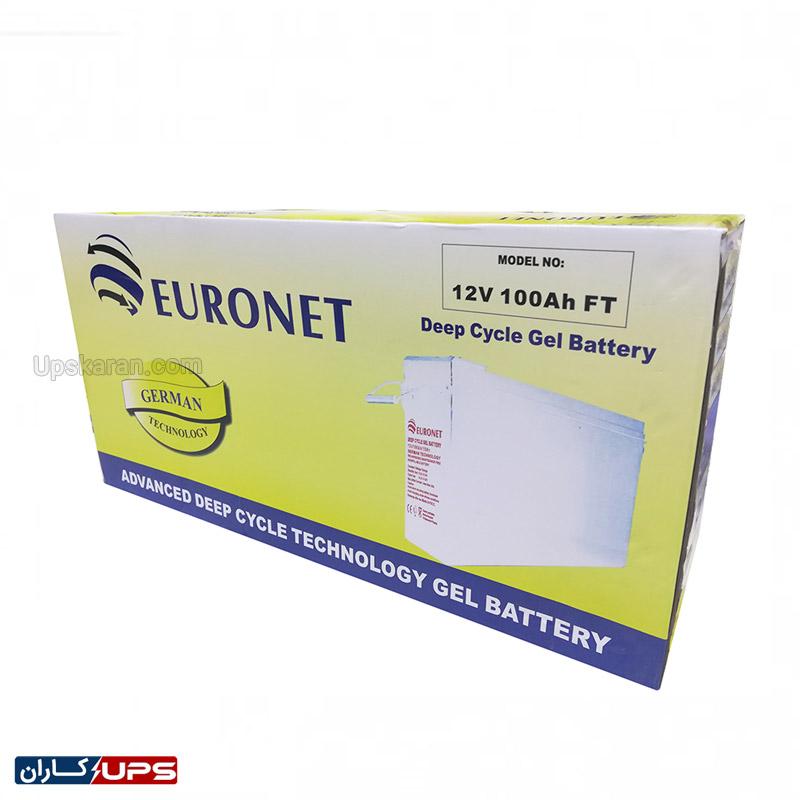 باتری-100-آمپر-یورونت