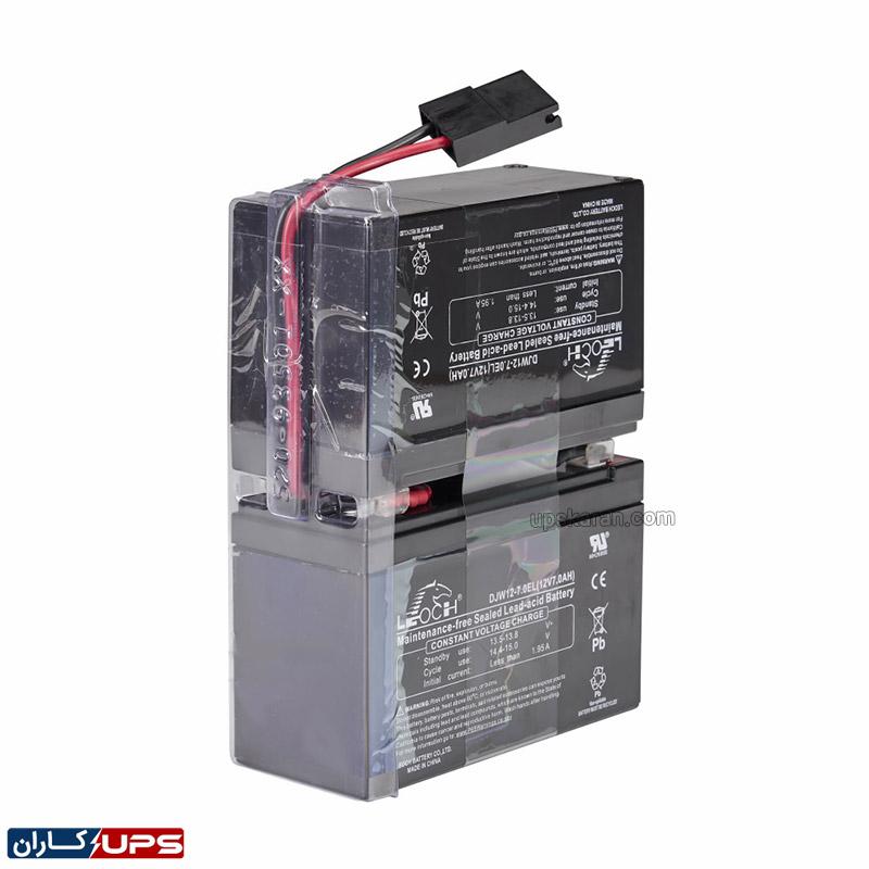 یو پی اس لاین اینتراکتو 1.5 کاوا EATON مدل 5S1500LCD باتری