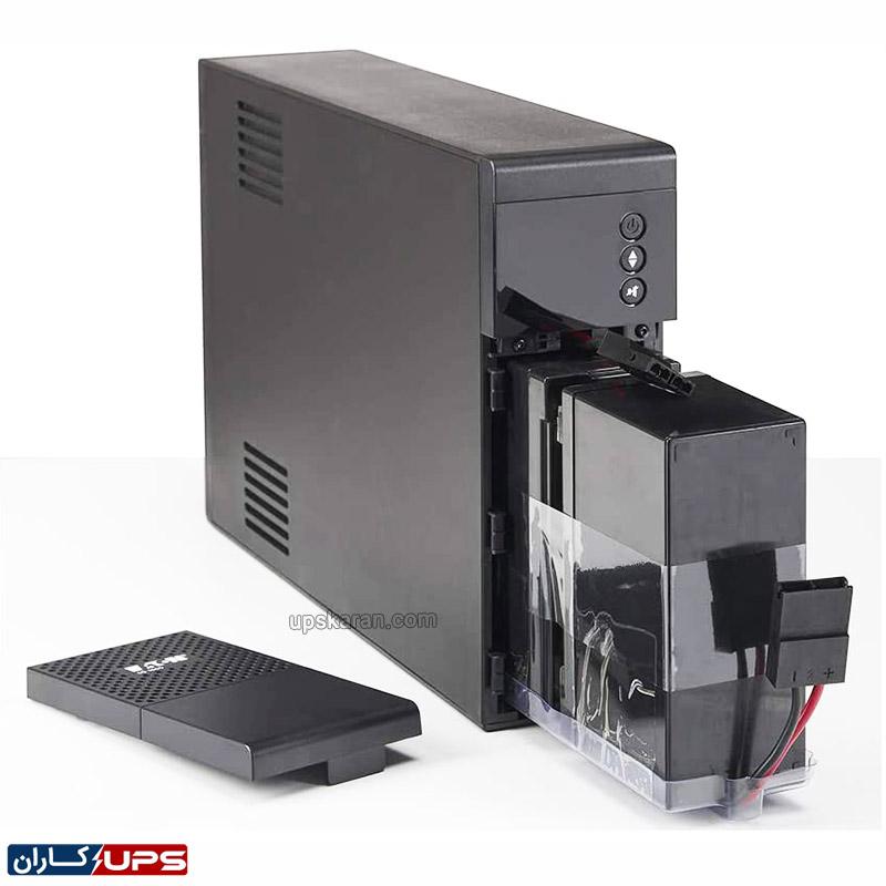 یو پی اس لاین اینتراکتو 1 کاوا EATON مدل 5S1000LCD-1