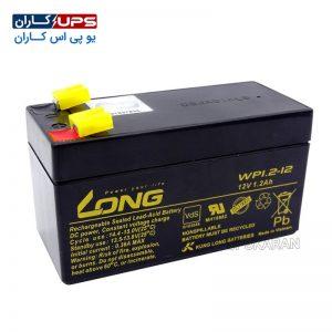 باتری 12 ولت 1.2 آمپر لانگ