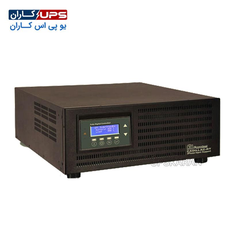 یو پی اس آنلاین فاراتل مدل CAD10KX3-RT-4U